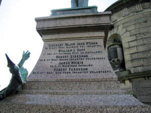 Scottish–American Soldiers Monument