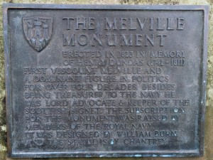 Melville Monument