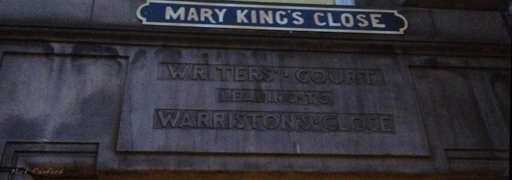 Mary King's Close