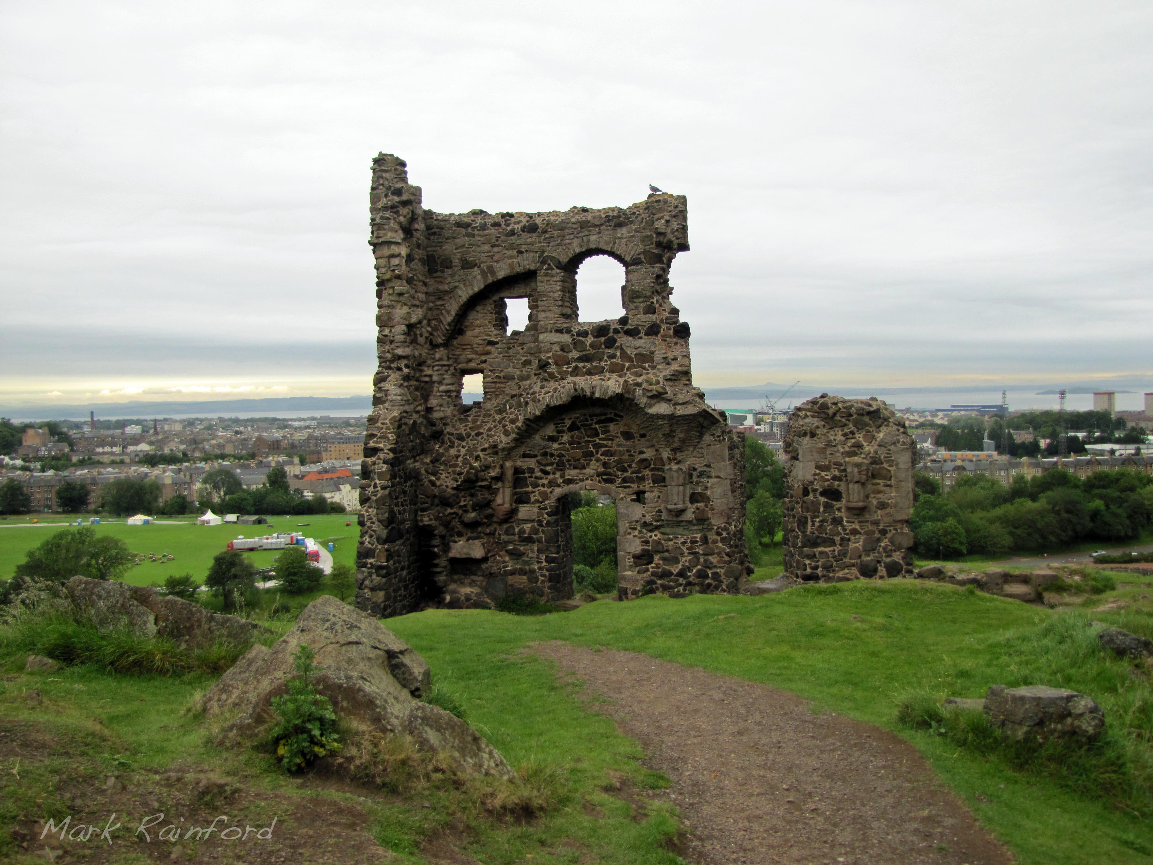 St Anthony S Chapel Eye On Edinburgh