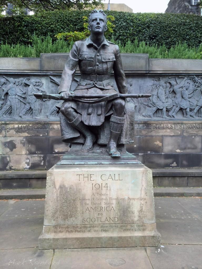 Scots American War Memorial