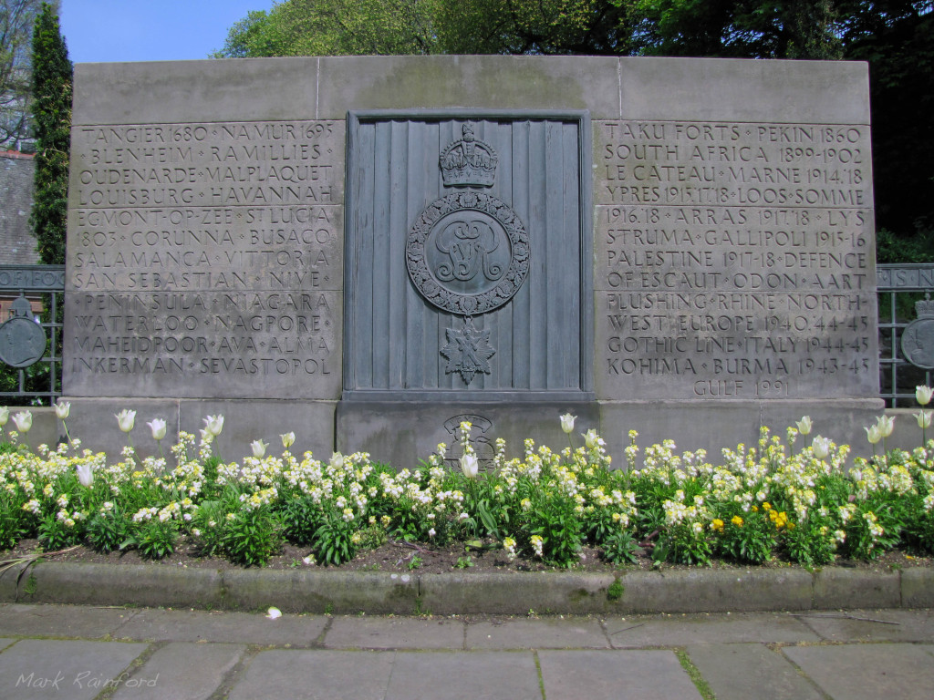 Royal Scots Regimental Memorial