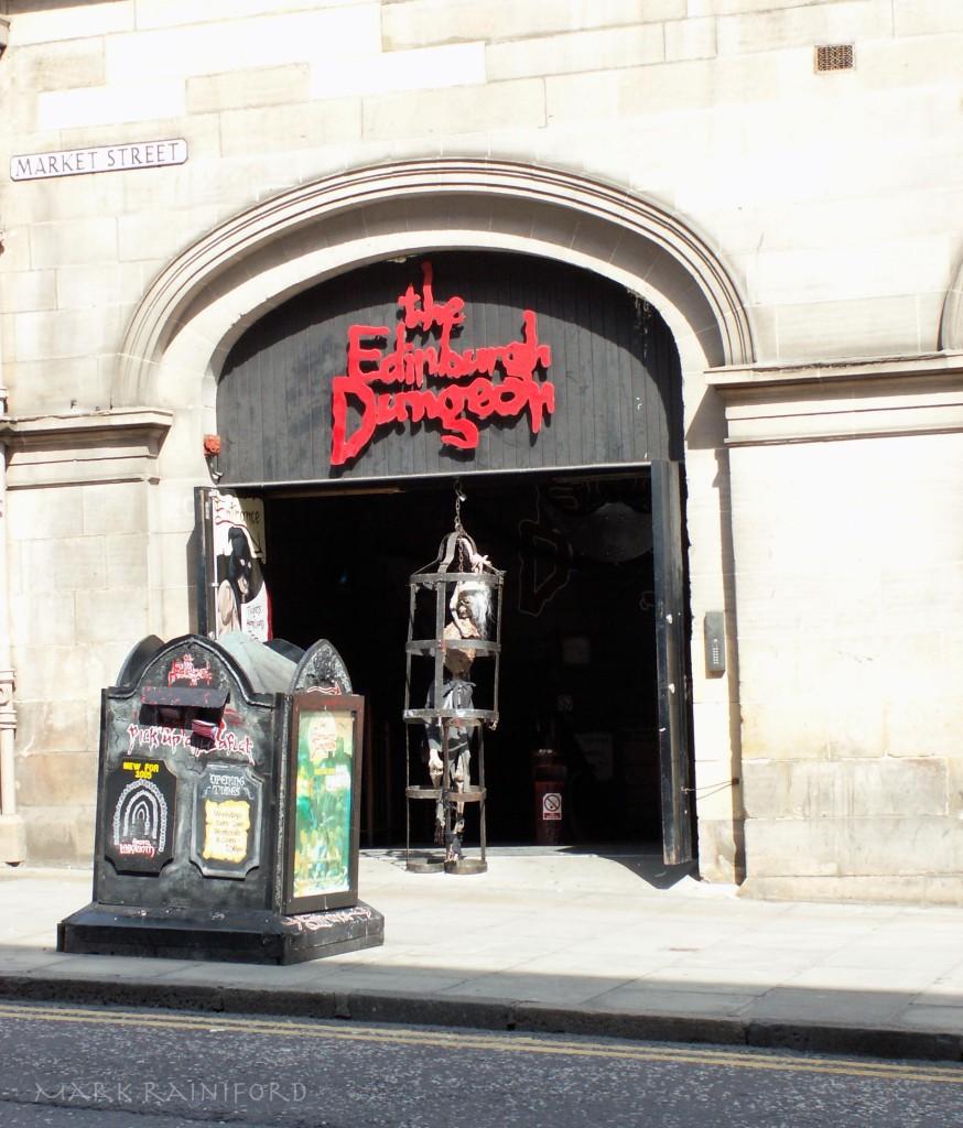 Edinburgh Dungeon