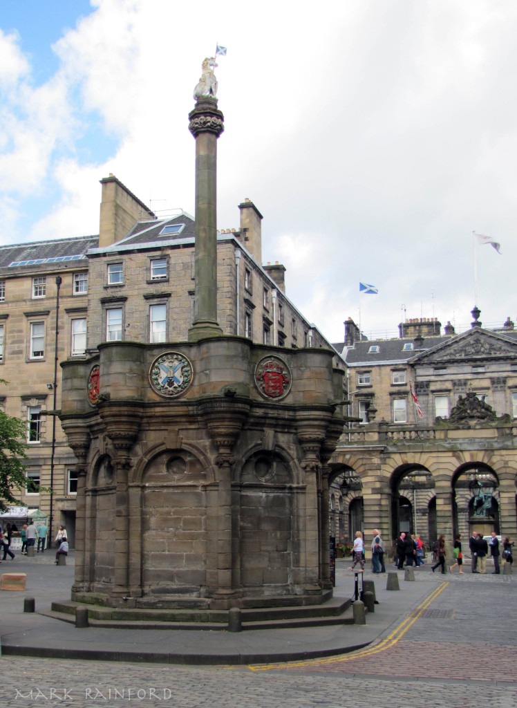 Mercat Cross - Eye On Edinburgh