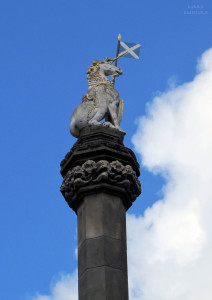 Top of Mercat Cross