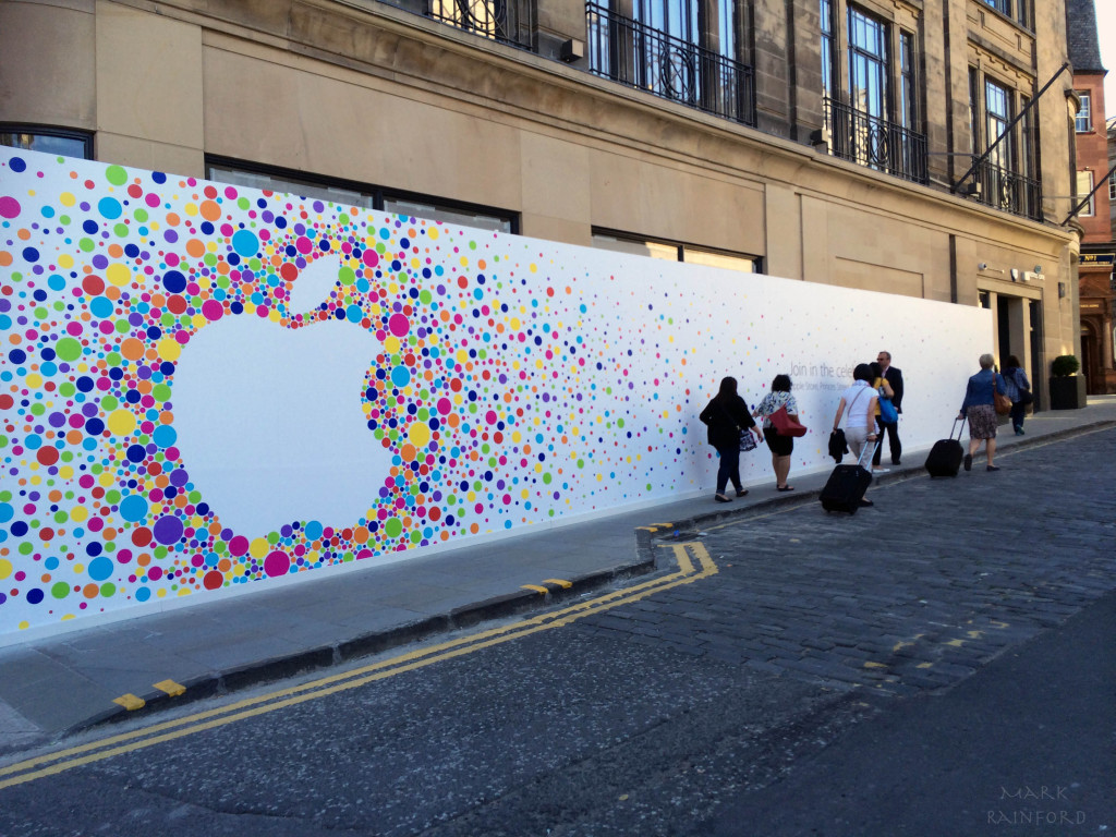 Edinburgh Apple Store