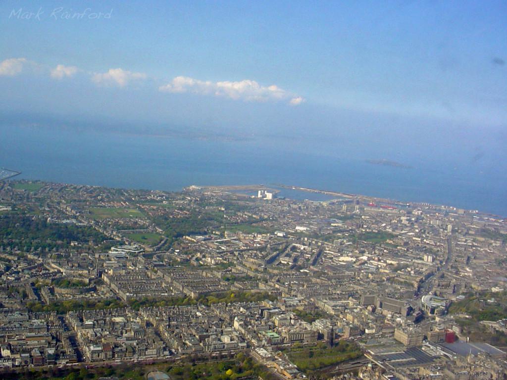 Aerial - Edinburgh