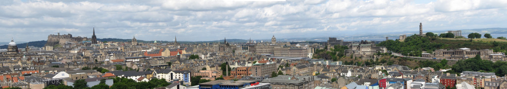 Edinburgh Sky Line