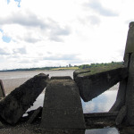 Cramond Island - anti-submarine defences