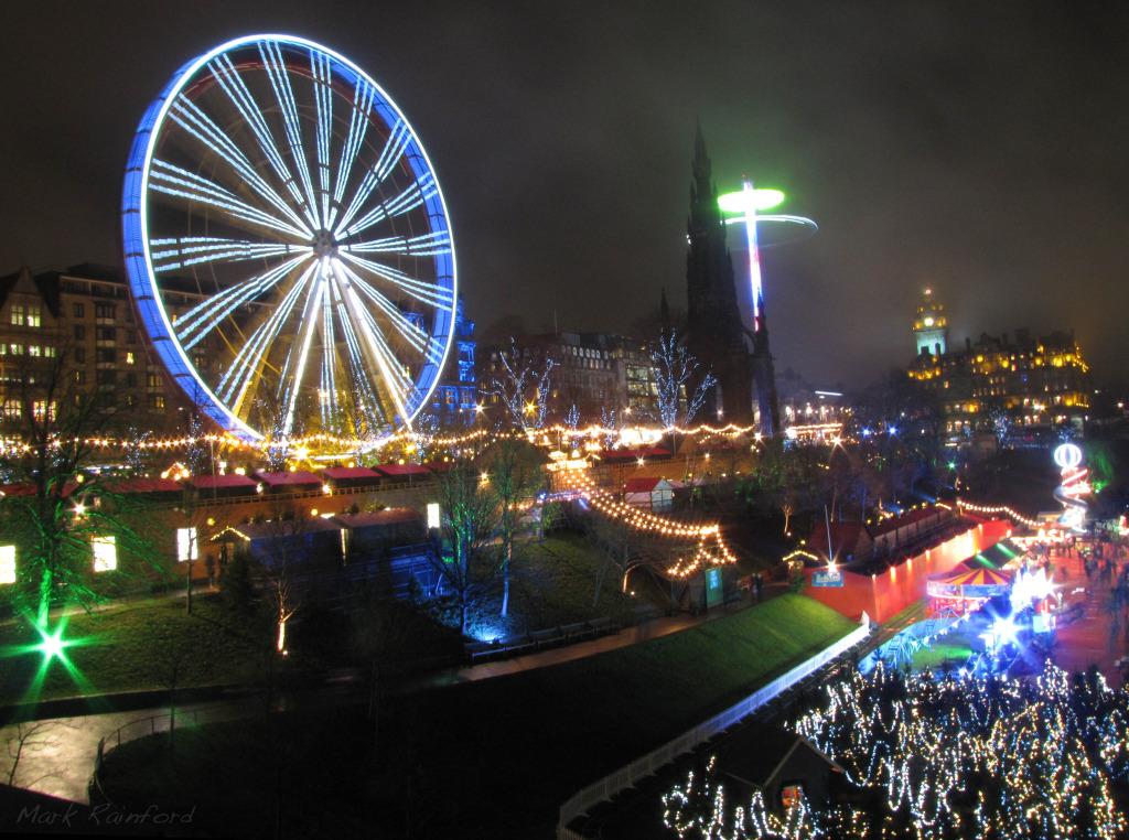 Edinburgh Chtistmas