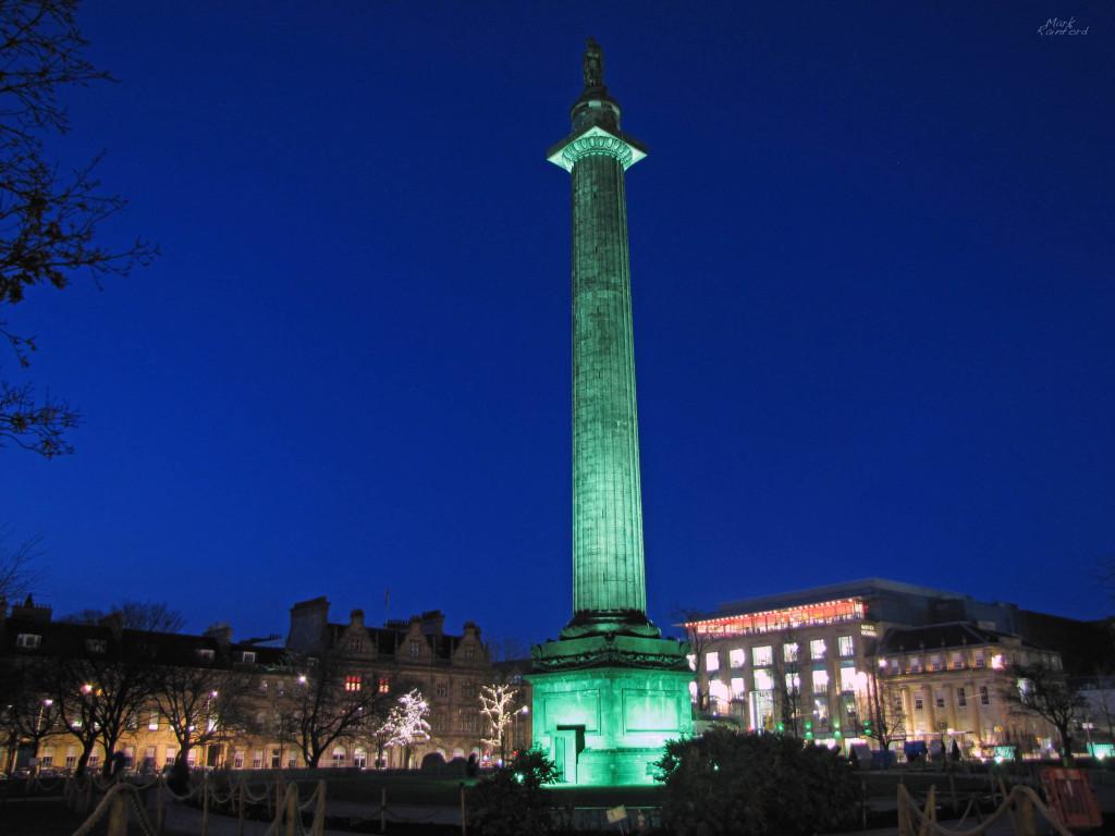 Light Fantastic - Melville Monument