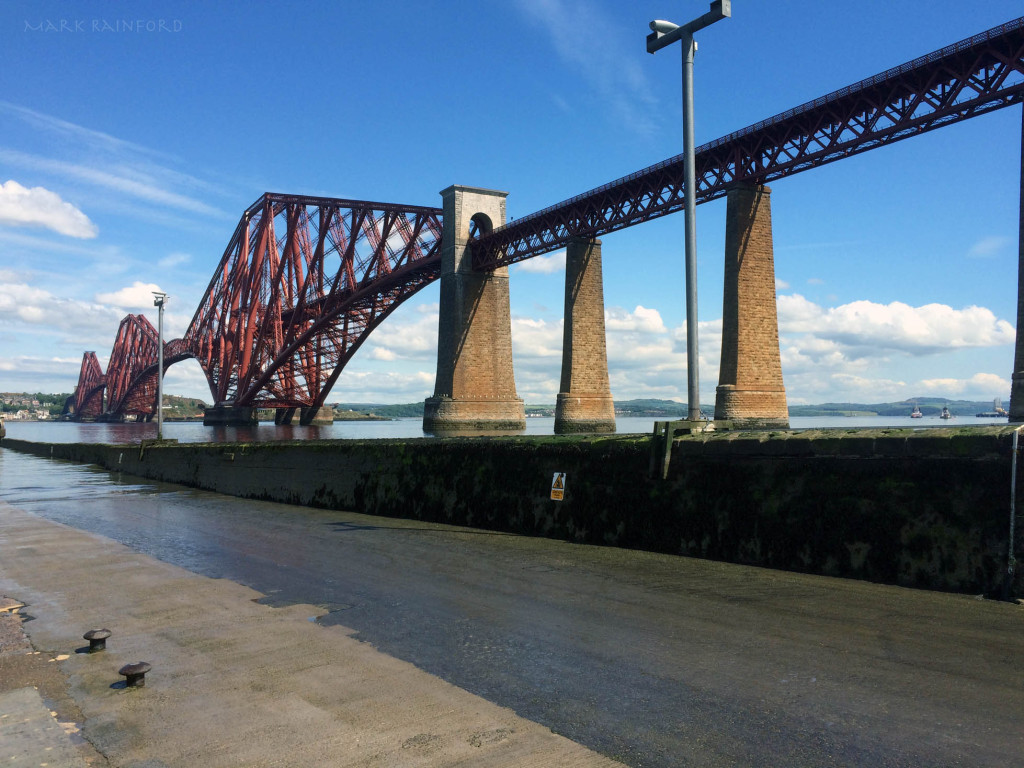 Forth Bridge - Now a Unesco World Heritage Site
