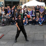 Edinburgh Festival 2016 – Chainsaw Juggler