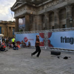 Edinburgh Festival 2016 – Axe Fire Juggler