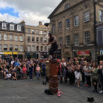 Edinburgh Festival 2016 – Machete Juggler