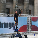 Edinburgh Festival 2016 – Balance With Juggling Weapons