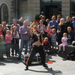 Edinburgh Festival 2016 - Fire eater