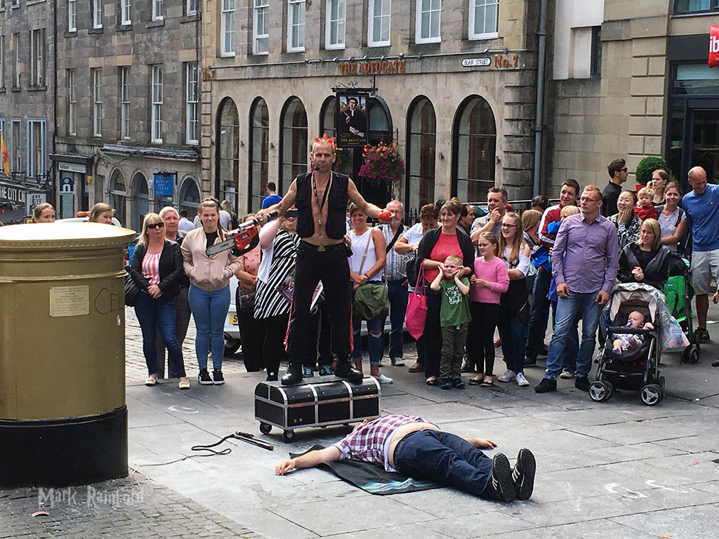 Edinburgh Festival 2016 - Nothing To See Here