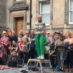 Edinburgh Festival 2016 - Escape Artist