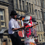 Edinburgh Festival 2016 – Fire Juggler