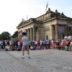 Edinburgh Festival 2016 - Jump
