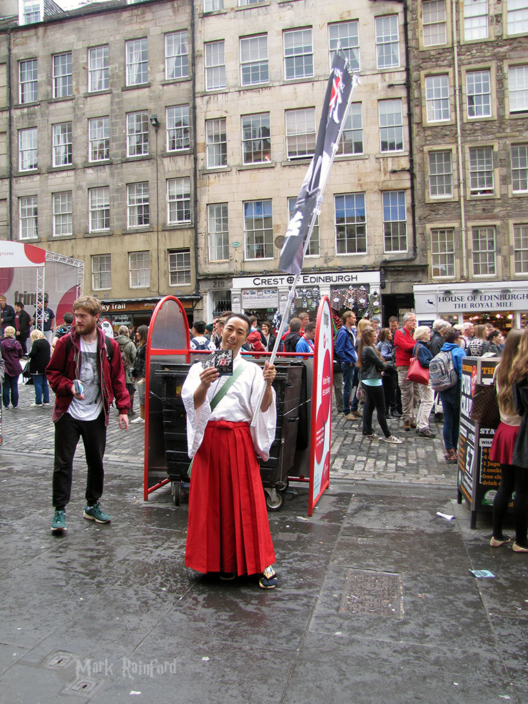 Edinburgh Festival 2016 – Japan