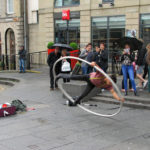 Edinburgh Festival 2016 - Spinning