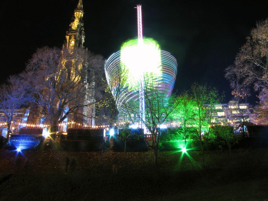 Edinburgh Christmas 2016