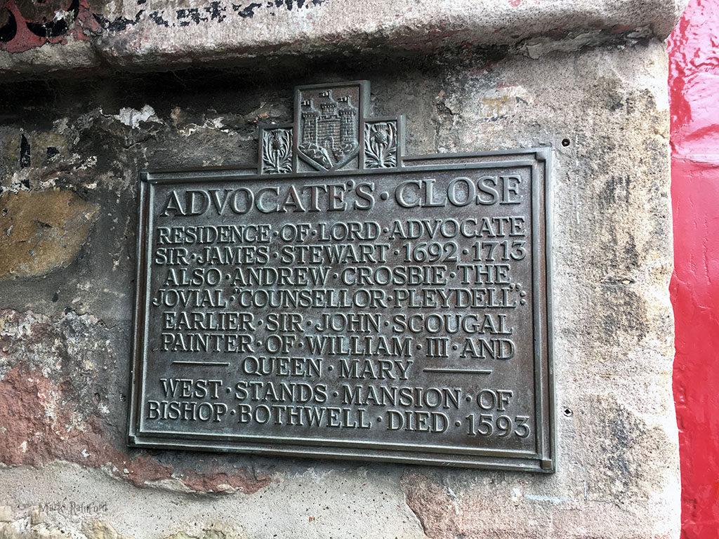 Advocates Close