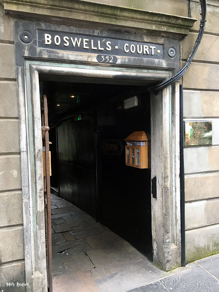 Boswells Court