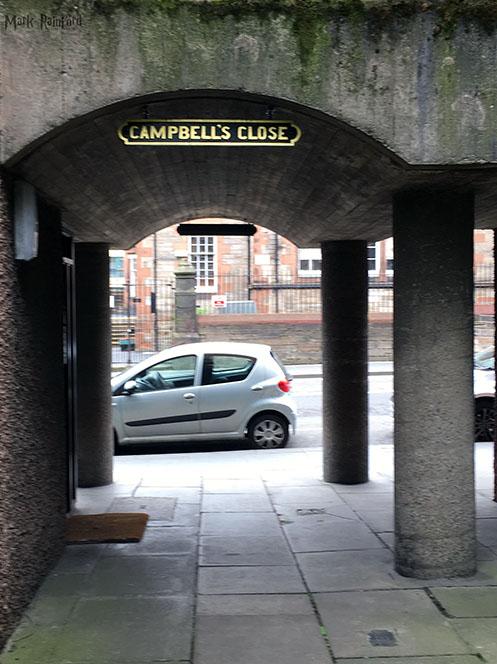 Campbells Close