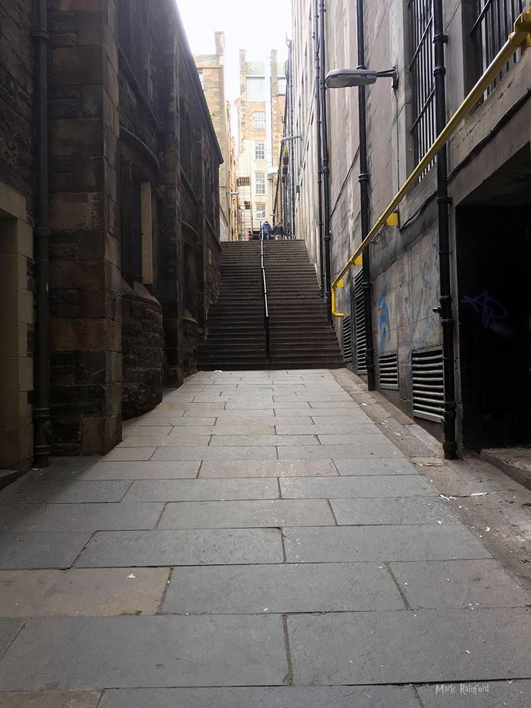 Carrubber S Close Eye On Edinburgh