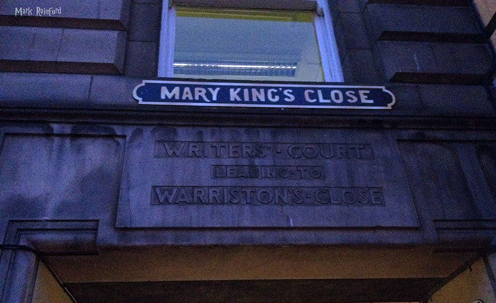 Mary Kings Close
