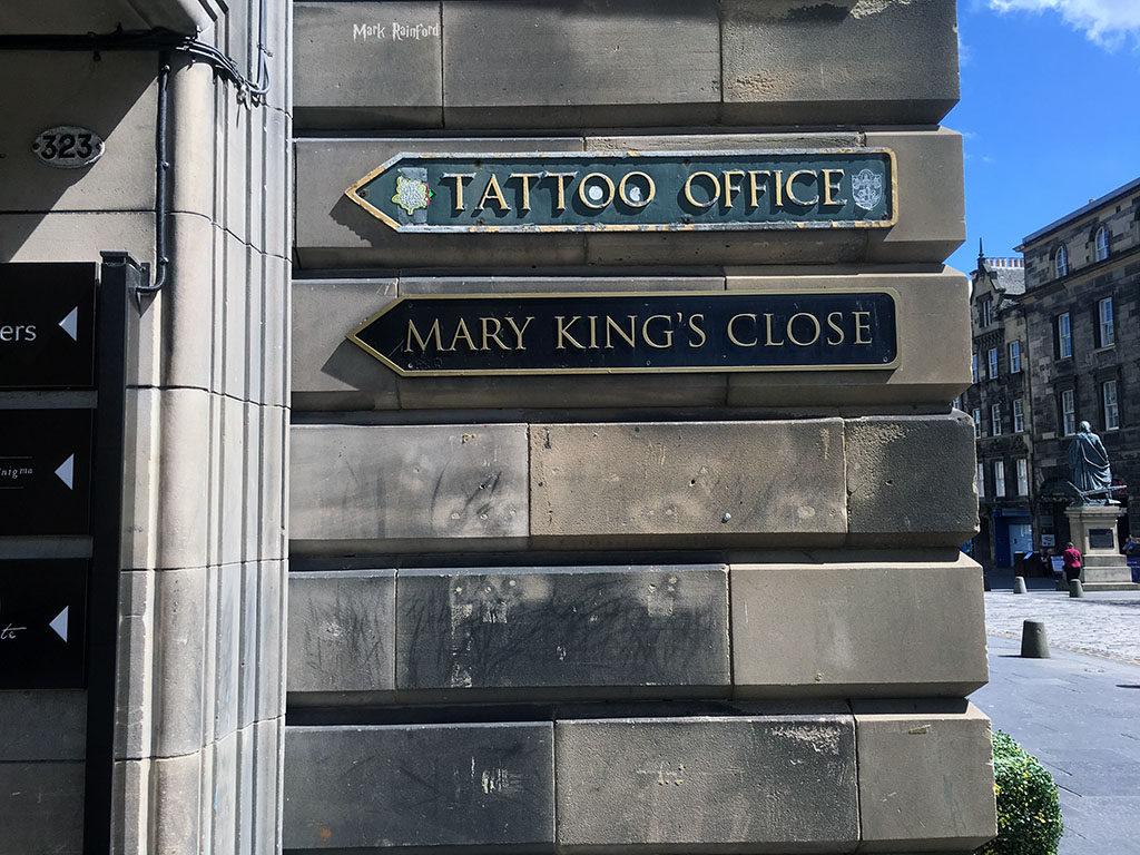 Mary Kings Close
