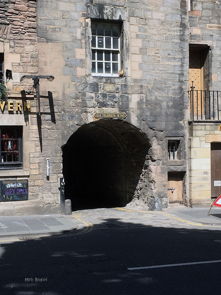 Old Tolbooth Wynd