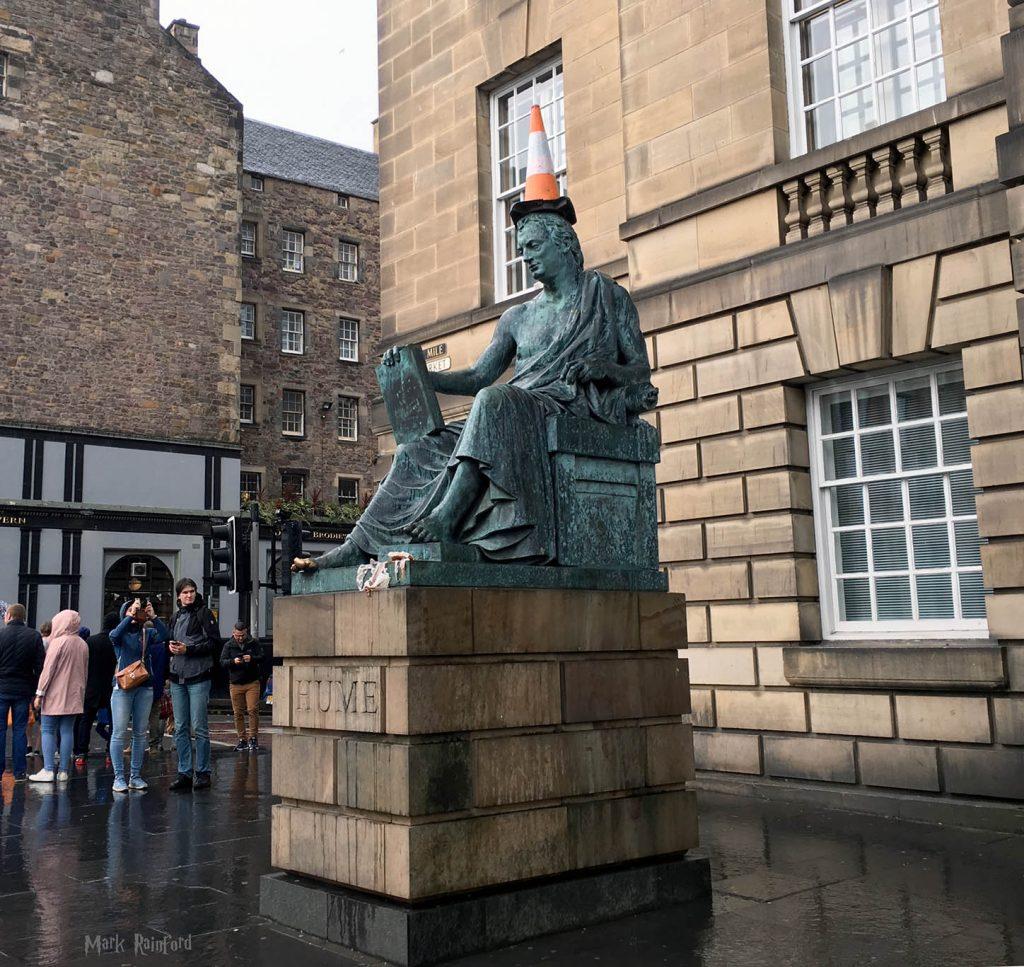 David Hume - Traffic Cone