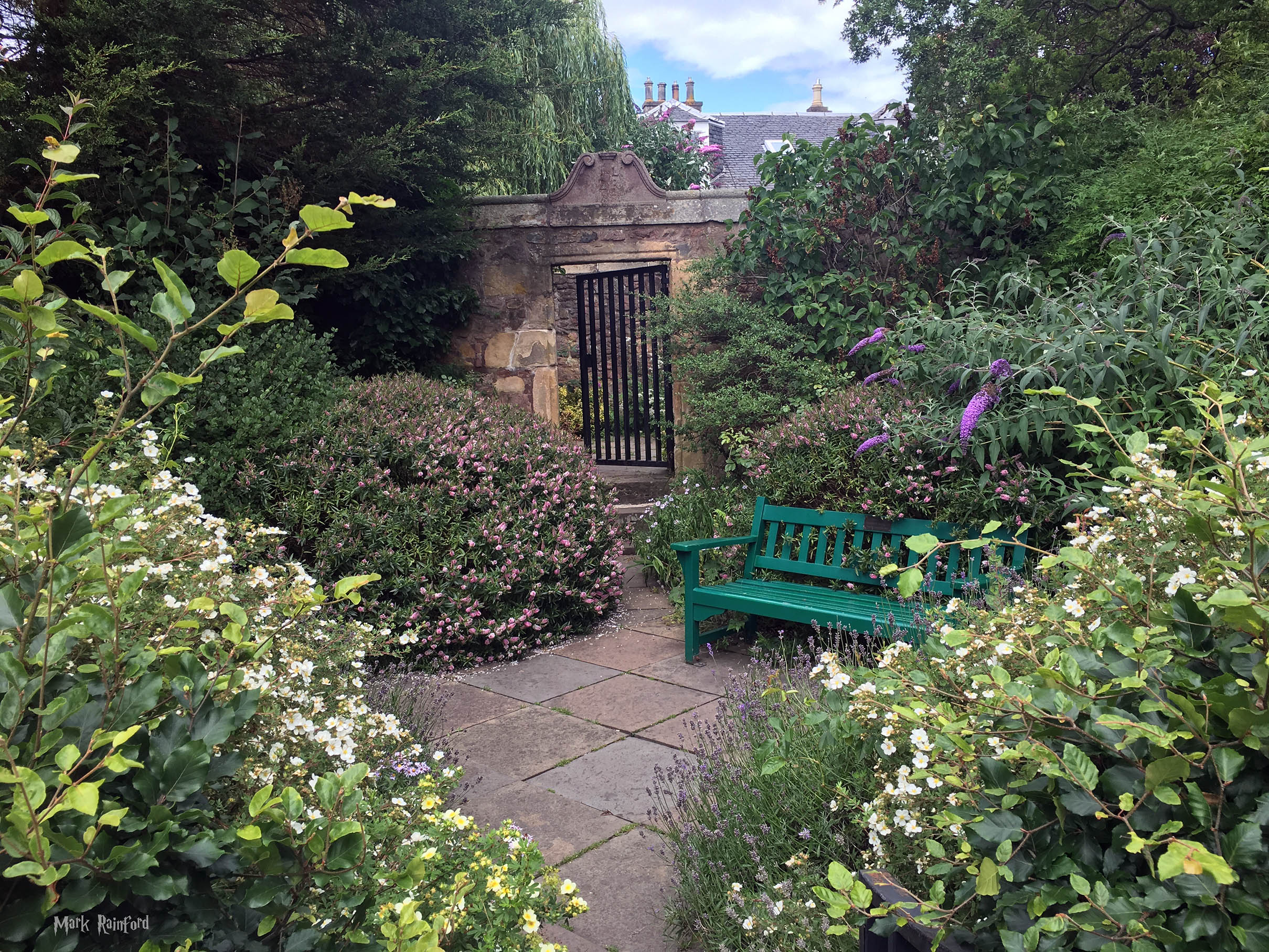 John Livingston's Tomb Garden