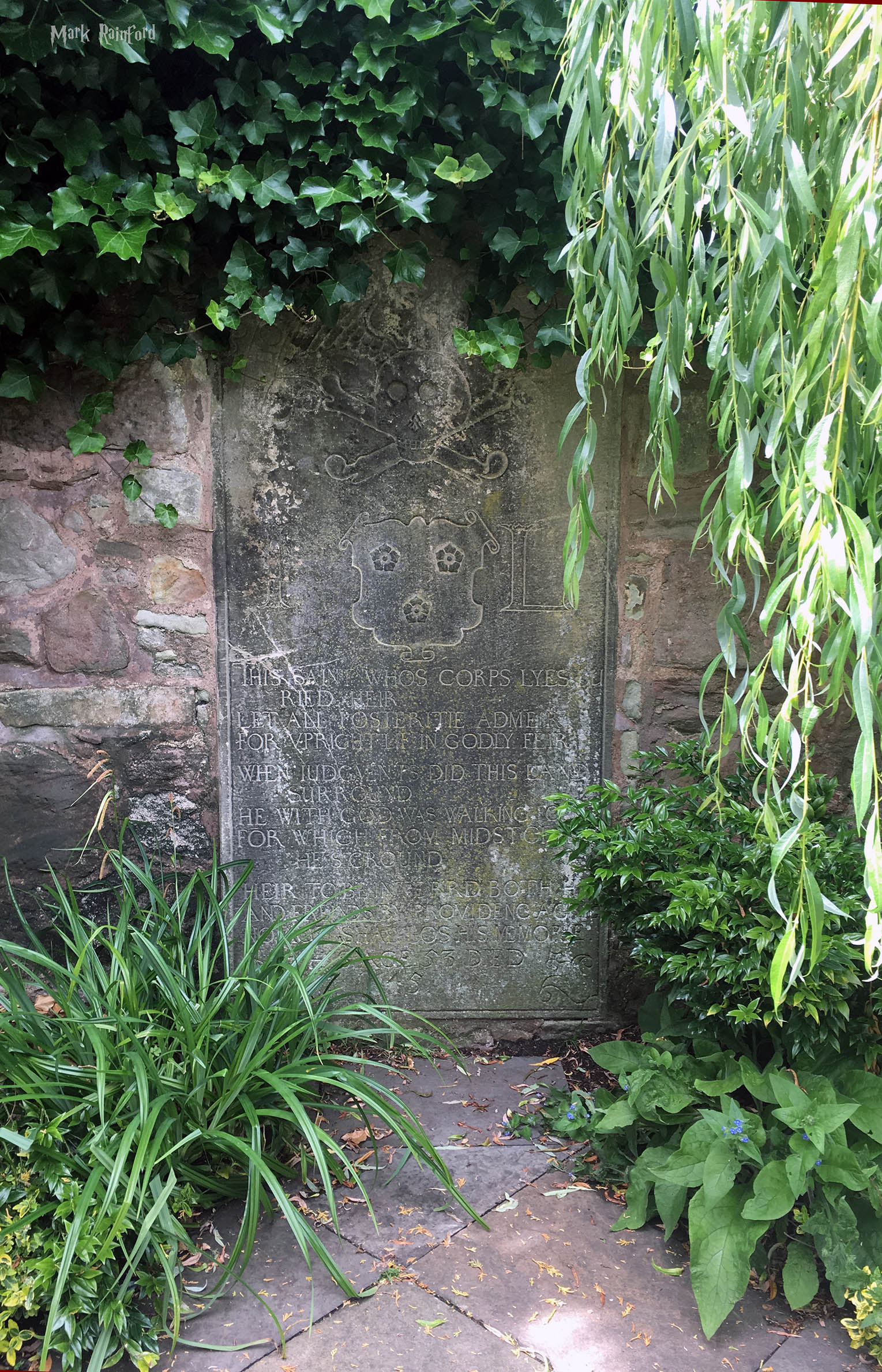 John Livingston's Tomb