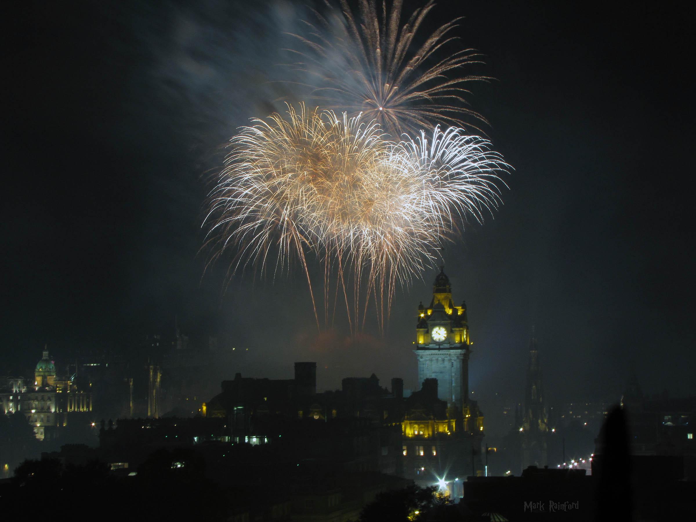 Festival Fireworks 2018