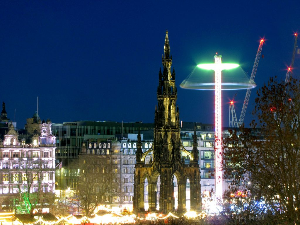 Edinburgh Christmas 2018