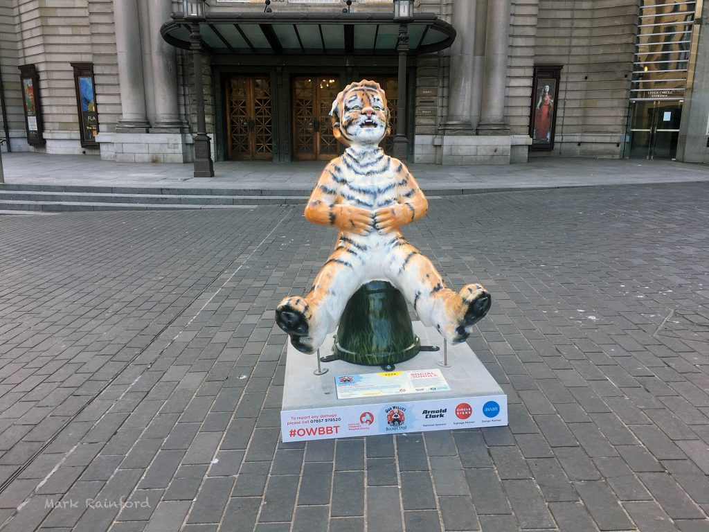 OWBBT 2222 Oor Tiger
