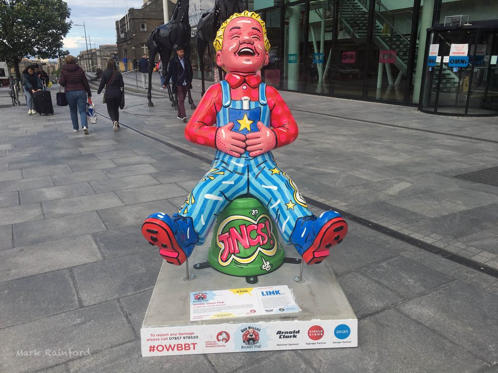 OWBBT 2306 Wullie Goes pop