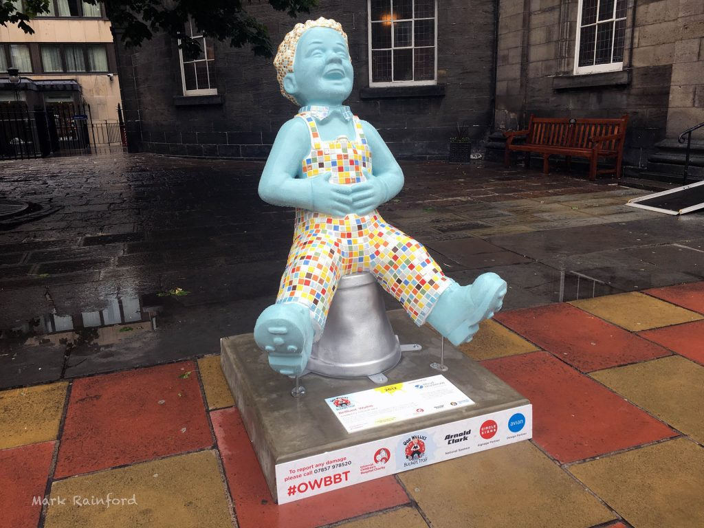 OWBBT 2612 Brilliant Wullie