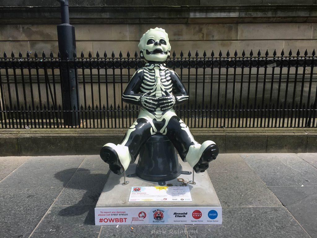 OWBBT 2719 Oor Skeleton