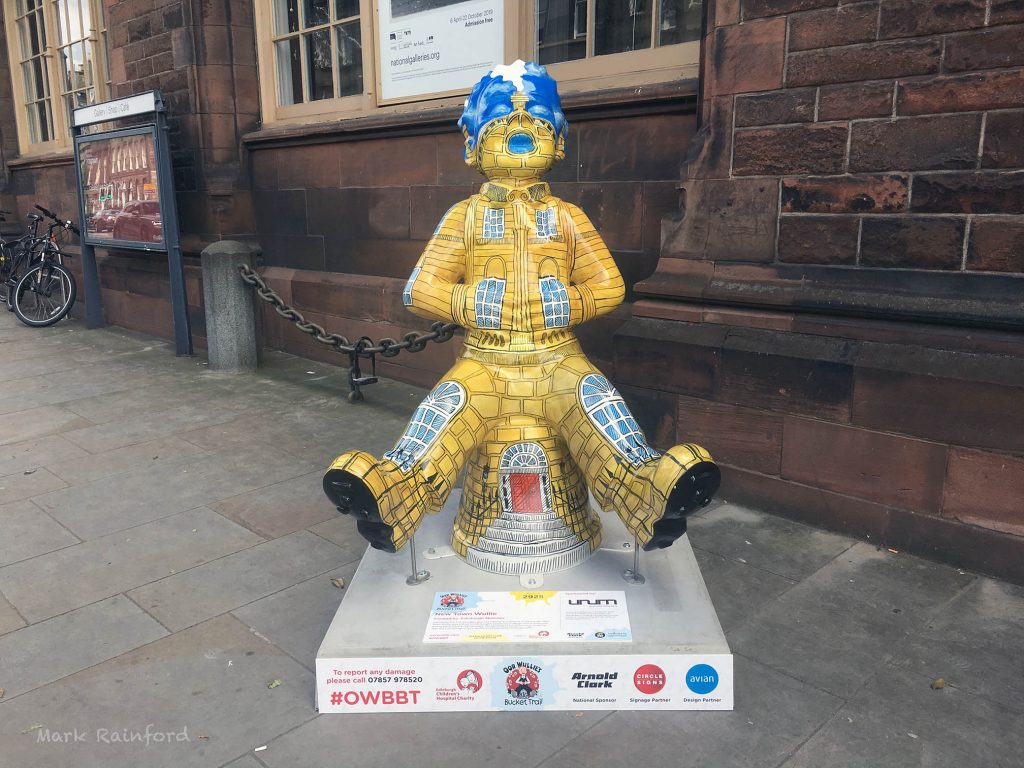 OWBBT 2925 New Town Wullie