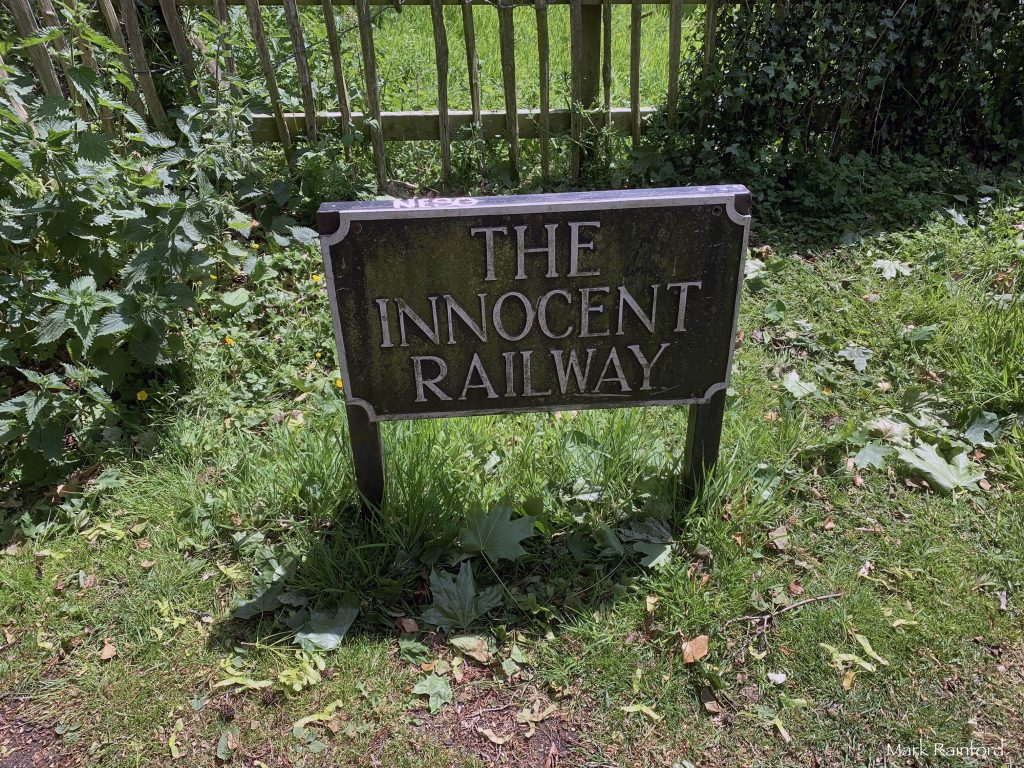 Innocent Railway Path