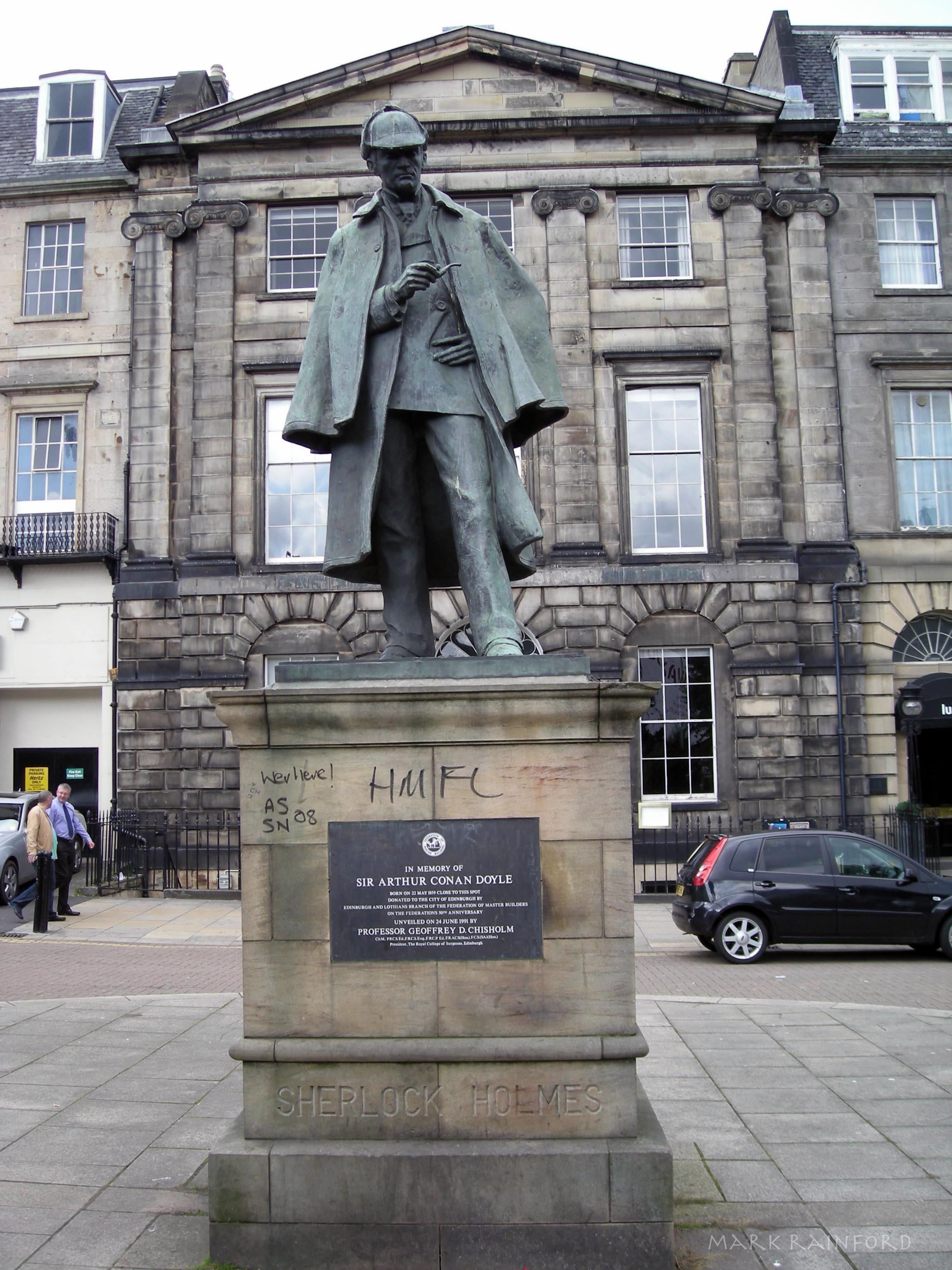 Arthur Conan Doyle Memorial