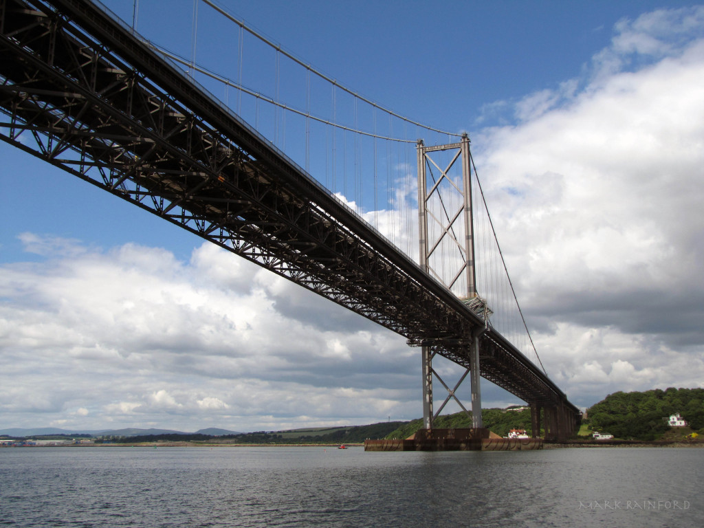 Forth Road Bridge - Eye On Edinburgh