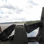 Cramond Island - anti-submarine defences