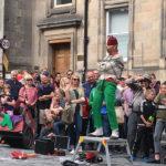 Edinburgh Festival 2016 - Escape Artist